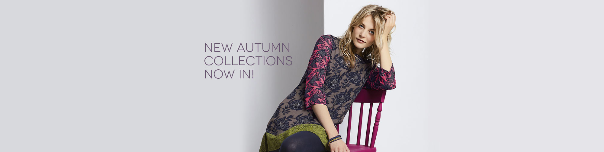 New Autumn Collection – Womens