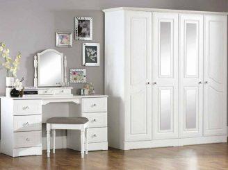 Nicole bedroom range