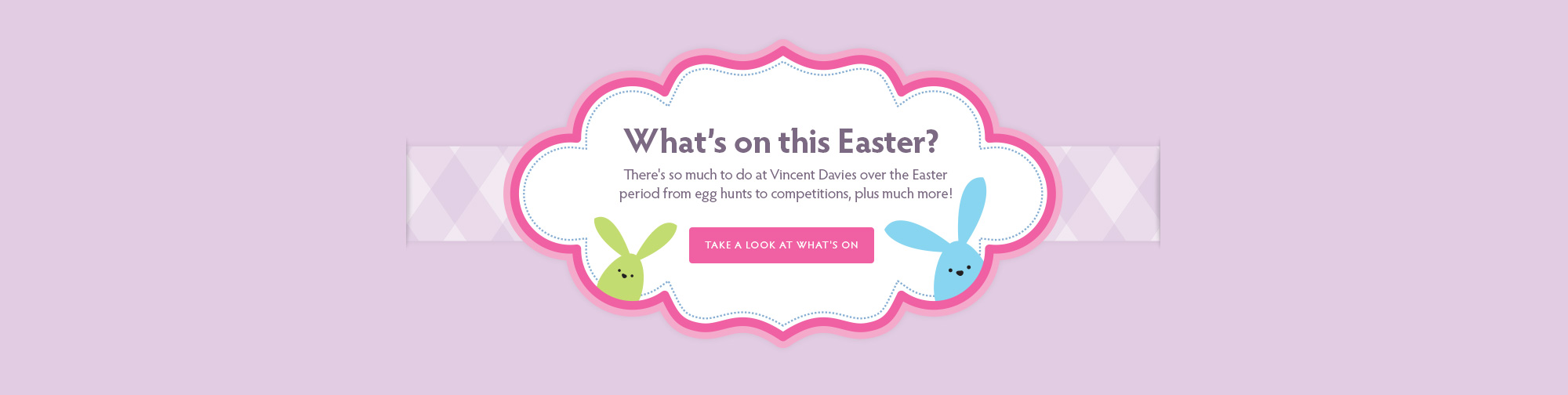 What's on this Easter